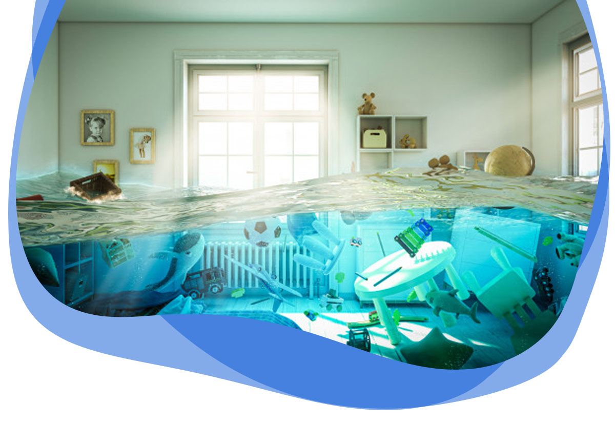 Water Damage, Flood Damage and Flood Restoration Port Macquarie