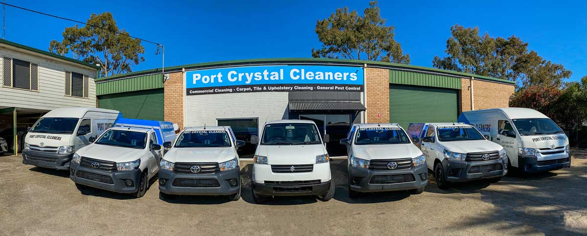 Port Crystal Cleaners Fleet